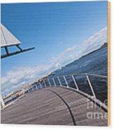 Fremantle Maritime Museum 10 Wood Print