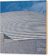 Fremantle Maritime Museum Roof 02 Wood Print