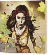Freya Wood Print