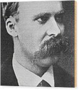 Friedrich Wilhelm Nietzsche Wood Print