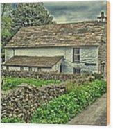 Friends Meeting House England Wood Print
