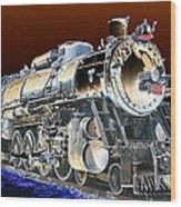 Frisco 1519 - Photopower 1463 Wood Print