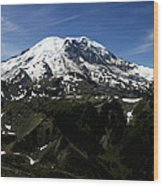 From Mount Fremont Lookout Wood Print