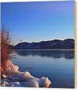 Frozenskaha 001 Wood Print