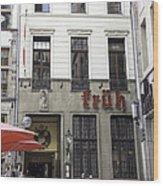 Fruh Brauhaus Cologne Germany Wood Print