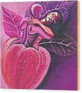 Fruit Of The Garden Of Eden Wood Print