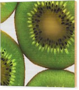 Fruitopia  Wood Print