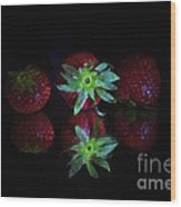 Fruits Wood Print