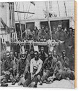 Fugitive Slaves, 1862 Wood Print