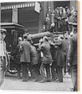 Funeral Rosenthal, 1912 Wood Print