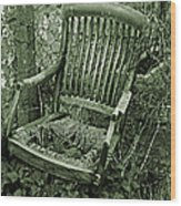 Furniture Wood Print