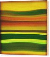 Fury Sea 4 Wood Print