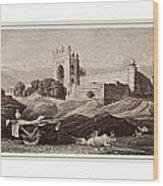 Futtepore Sikri - Agra Wood Print