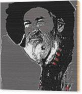 Gabby Hayes #3 1945-2013 Wood Print