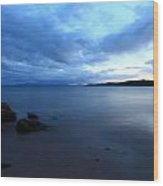 Gairloch Big Sand Beach Scotland Wood Print