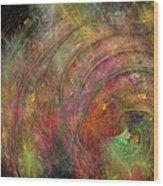 Galaxy 34g21a Wood Print