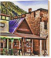 Gallery Wood Print