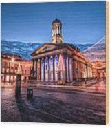 Gallery Of Modern Art Glasgow Scotland Wood Print