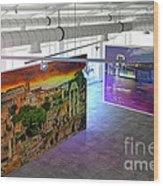 Gallery Top Wood Print