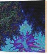 Ganesh Blessings Wood Print by Jason Saunders