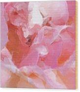 Garden Ballet Wood Print