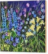 Gardenflowers 563160 Wood Print
