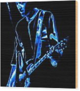 Gary Pihl Plays The Blues Wood Print