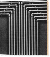 Gasss Wood Print