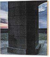 Gate To Heaven Wood Print