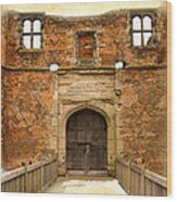Gateway To History Wood Print