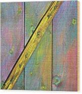 Gateway To Z Universe Wood Print
