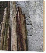 Gathered Wood Print by Odd Jeppesen