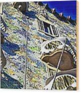 Gaudi - Casa Batllo Exterior Wood Print