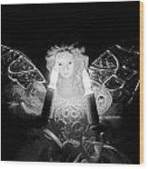 Gaurdian Angel Wood Print