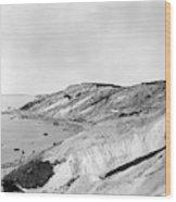 Gay Head Cliffs, C1903 Wood Print