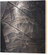 Gehry Magic Wood Print
