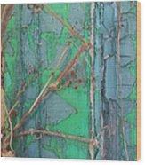 Geko Pads Wood Print