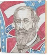 Gen. Lee Wood Print