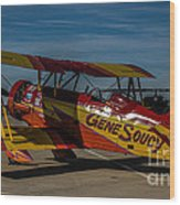 Gene Soucy Wood Print