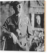 General Douglas Macarthur, Ca. 1940. He Wood Print