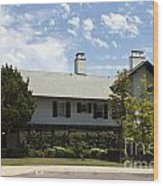 General George S Patton Family Home Wood Print