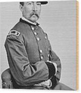 General Philip Sheridan Wood Print