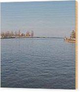 Genesee Basin Wood Print