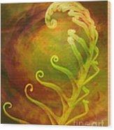 Gensis Wood Print