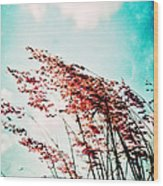 Gentle Breeze 2 Wood Print