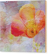 Gentle Touch  Wood Print
