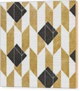 Geo Pattern IIi Wood Print