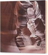 Geological Wonder Wood Print