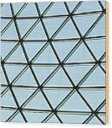 Geometric Charm Wood Print