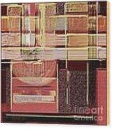 Geometrica 171 Wood Print